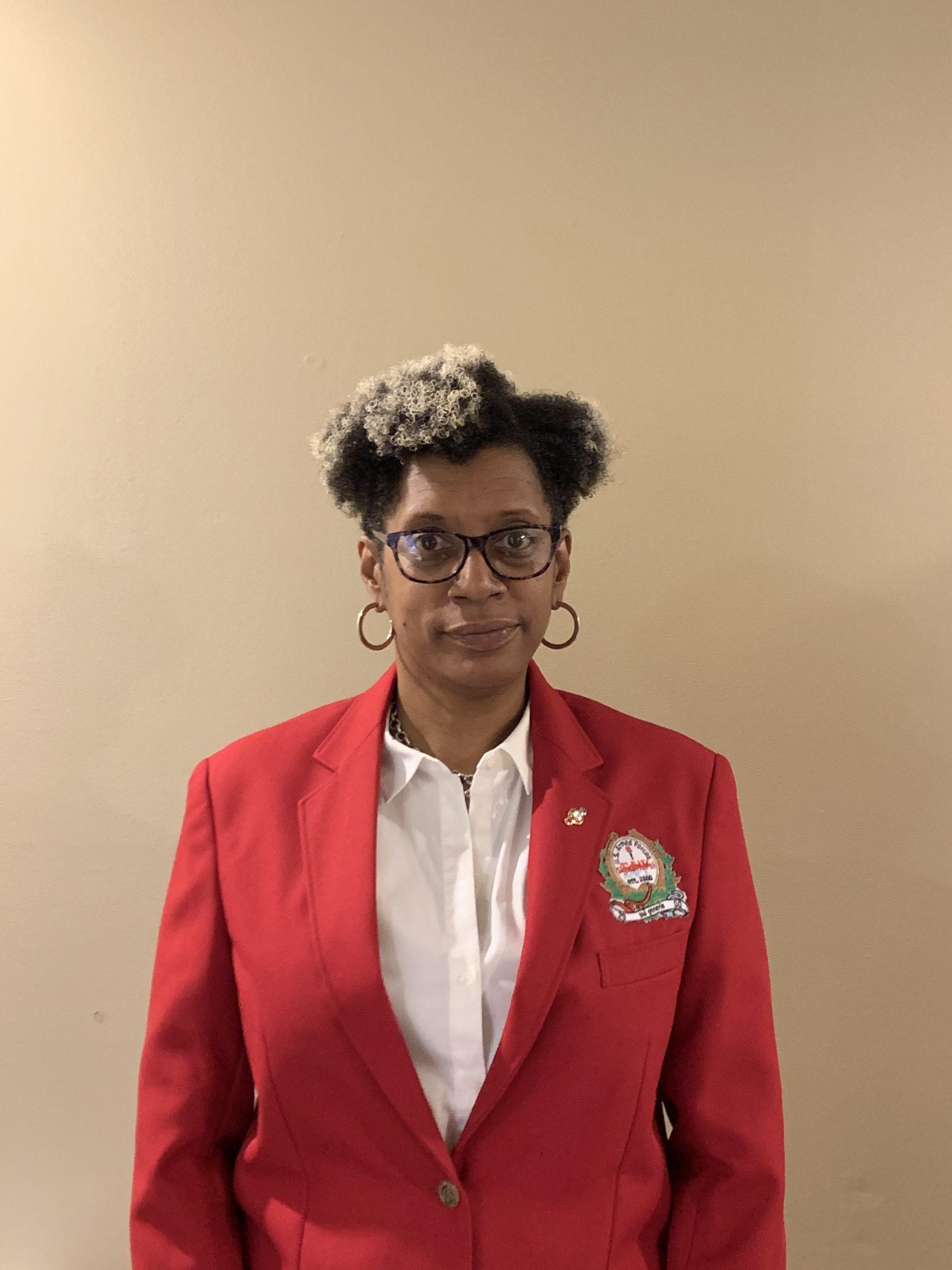 Public Affairs Officer TeresaKay Milner