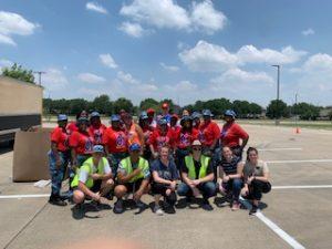 Beta Xi Chapter partnering with Arlington Charities
